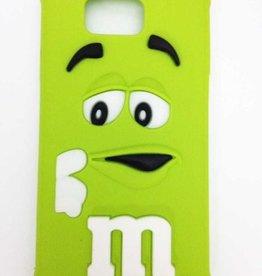 Samsung Galaxy Alpha  M&M Groen