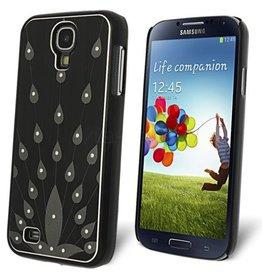 Samsung S4 Daimond Pauw Zwart