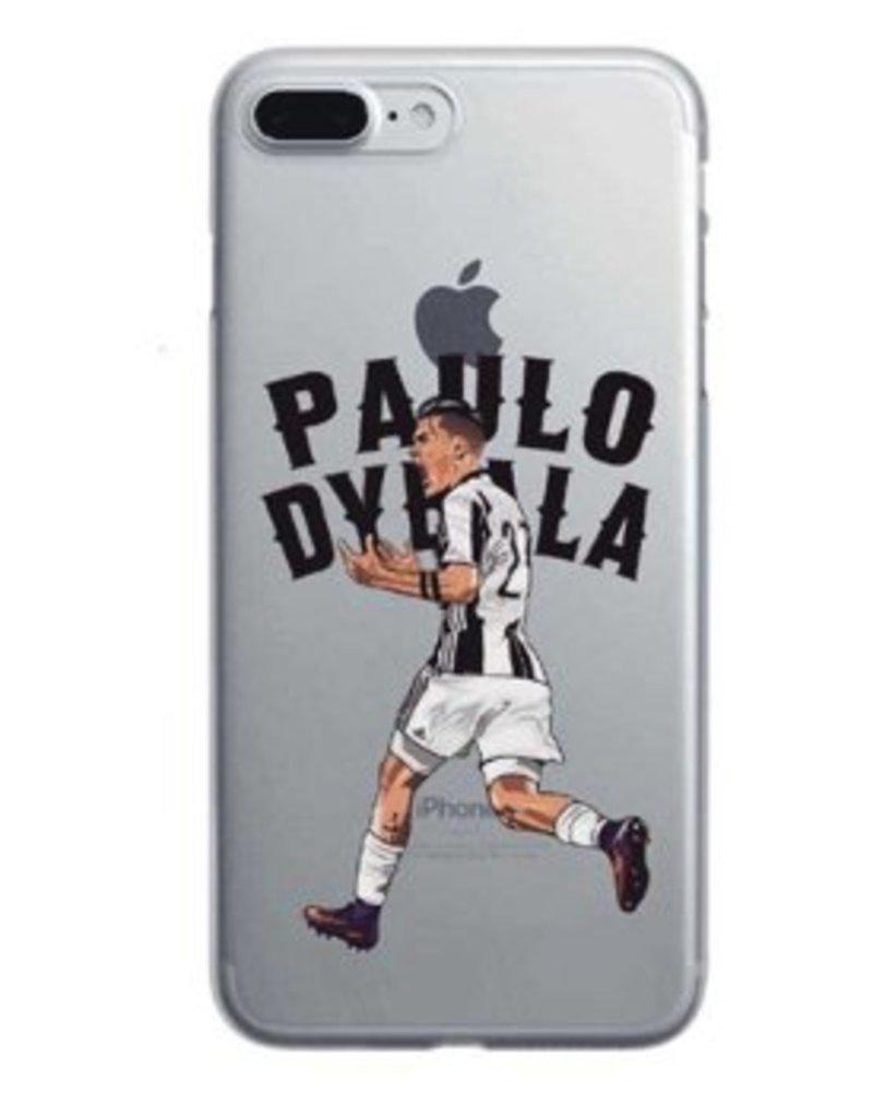 Iphone 6  TPU hoesje Paulo Dybala hoesje