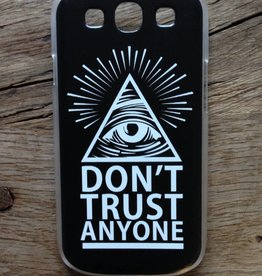 Samsung S3 Don't Trust Anyone