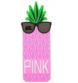 Iphone 5 (S) en 5(C)  Ananas Rose