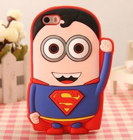 Iphone 4 (S) Minion Superheld Superman