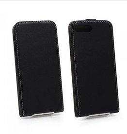 iPhone 7 / 8 flip case zwart