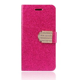 LG Optimus G3 Wallet  Elegant Rose