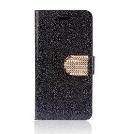 LG Optimus G3 Wallet Elegant Zwart