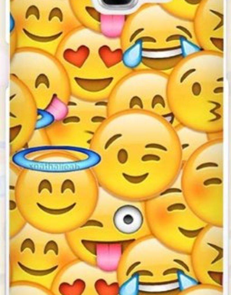 Samsung a5 2017 Emoji Smiley hoesje