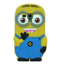 Samsung Galaxy S3 mini  Minion Two Eyes  Blauw