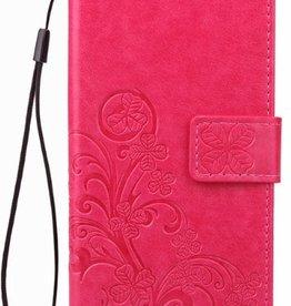 Samsung Galaxy J7 2017 Rose Wallet