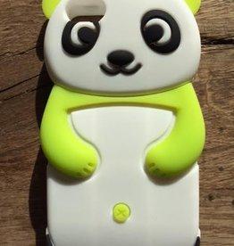 Iphone 5 (C) Panda Beer Groen
