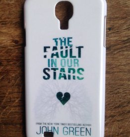Samsung Galaxy S4 hoesje hard Case The Fault in our Stars 1