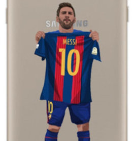 Samsung Galaxy J7 2017 Messi