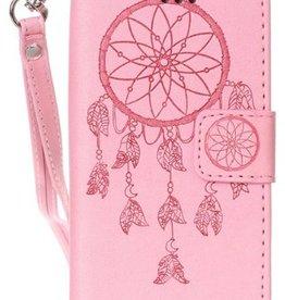 Iphone 7 / 8 Wallet  Leer rose