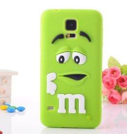 Samsung Galaxy Note 3 M&M Groen