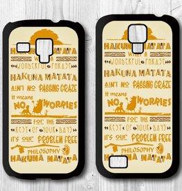 Samsung S4 Mini  Hakuna Matata