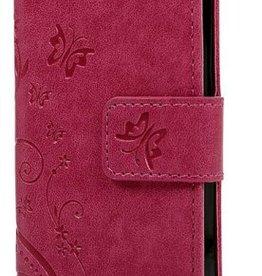iphone 5/SE/5S Wallet Rose