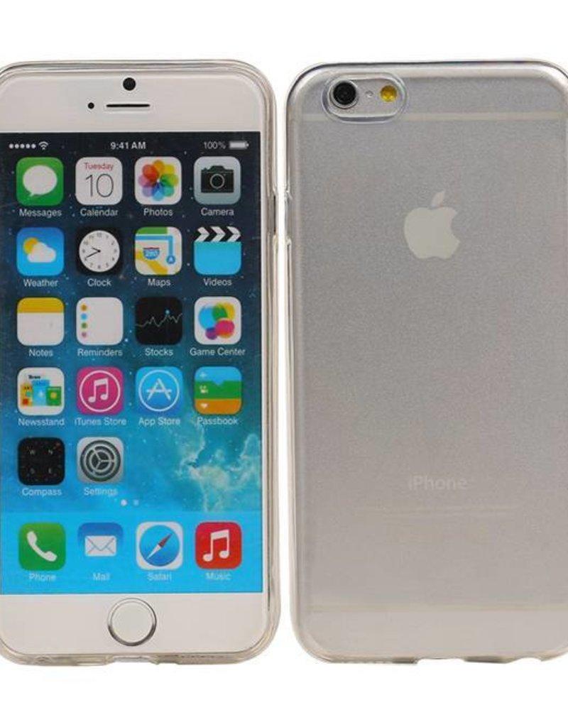 Transparant TPU Hoesje voor iPhone 6