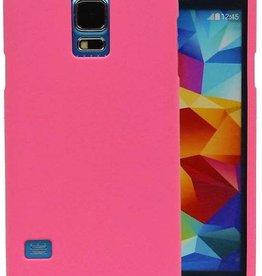Samsung Galaxy S5 Sand Look Roze