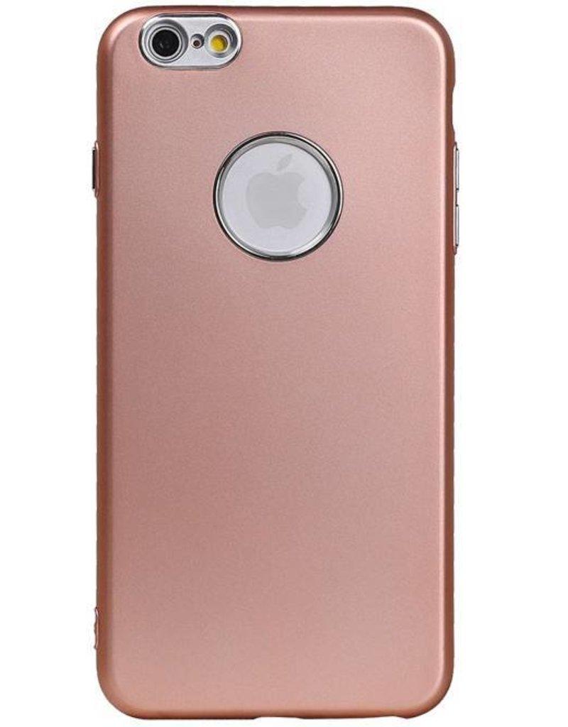 Design TPU Hoesje voor iPhone 6 / 6s Roze