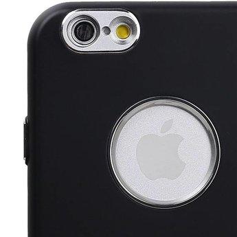 Design TPU Hoesje voor iPhone 6 / 6s Zwart