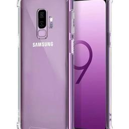 Samsung Galaxy S9 Transparant Schokbestendig Hoesje