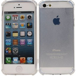 STPUI500 iPhone 5 Schokbestendig Transparant Hoesje