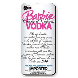 Iphone 4 (S)  Absolute Vodka Rose