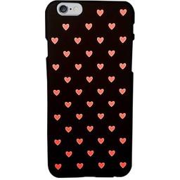 iPhone 6 / 6s schattige roze hartjes