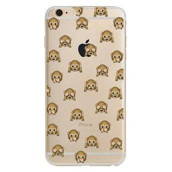 iPhone 7 Emoji Aapjes