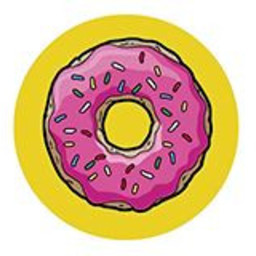 Pop socket Donut 1