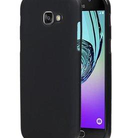 TPU Hoesje voor Galaxy A5 2017 A520 Zwart