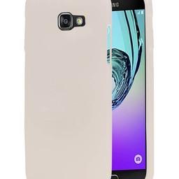 TPU Hoesje voor Galaxy A5 2017 A520 Wit