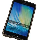TPU Hoesje voor Galaxy A5 met verpakking Grijs