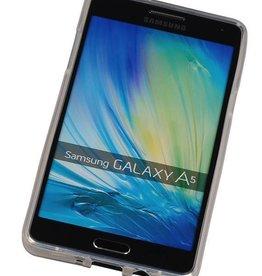 TPU Hoesje voor Galaxy A5 met verpakking Wit