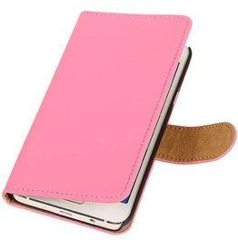 Bookstyle Hoes voor Galaxy A5 Roze