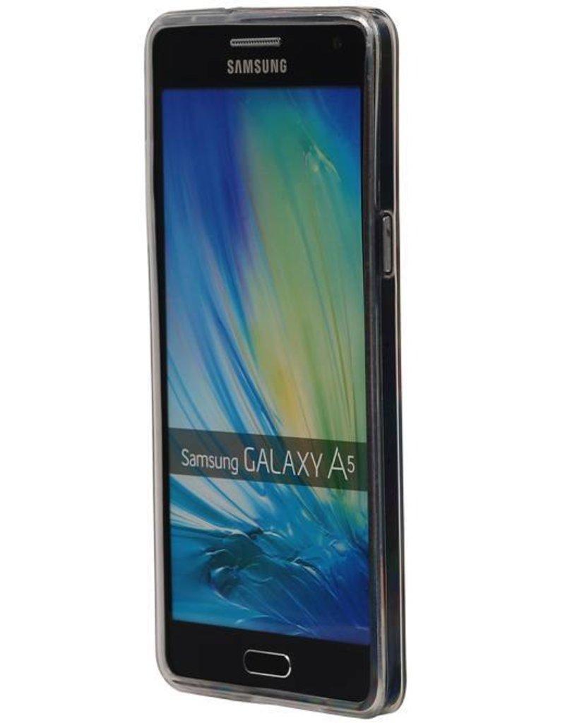 Eiffeltoren TPU Hoesje voor Galaxy A5