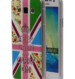 Keizerskroon TPU Hoesje voor Galaxy A5