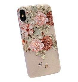 iPhone 6 / 6s Bloemen Hoesje