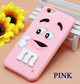 Iphone 5 C M&M roze