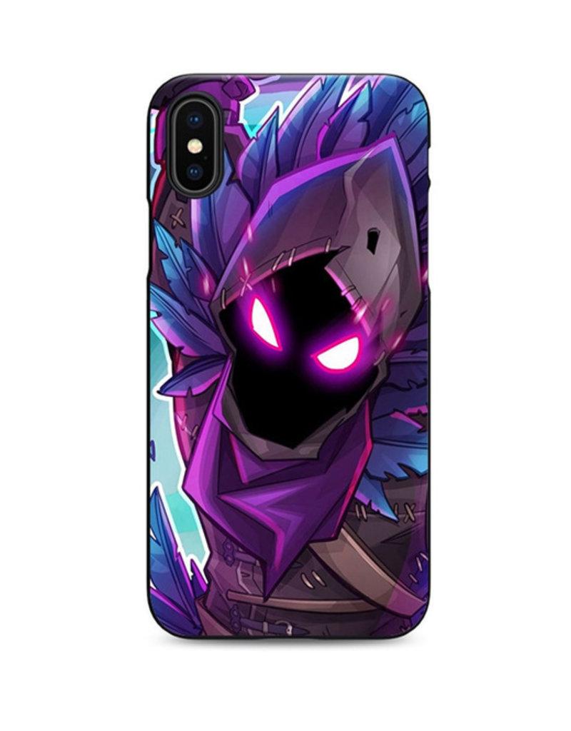 Fortnite hoesje voor de iPhone 5 / 5s Raven
