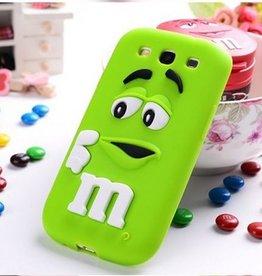 Samsung Galaxy S3  M&M Groen