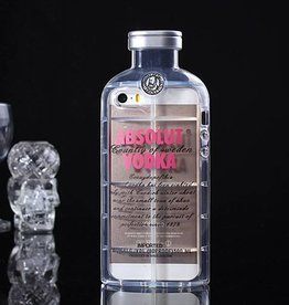 Iphone 4 (S) Absolute Vodka (rose)
