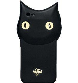 Iphone 5(s) en 5C Black Cat Valfie hoesje