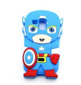 Samsung S3 Mini Superheld Captain America