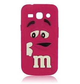 Samsung Galaxy Core Plus  M&M Roze