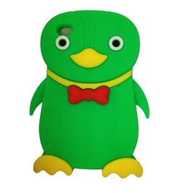 Ipod Touch 4 (G) Pinguin Groen