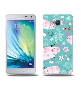 Samsung Galaxy A5 TPU hoesje Varketjes