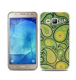 Samsung Galaxy J7 TPU hoesje Kashmir