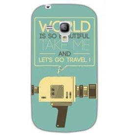 Samsung Galaxy S3 mini Let's go Travel