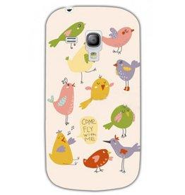 Samsung Galaxy S3 mini birds