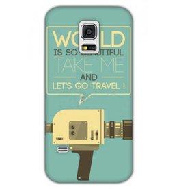 Samsung Galaxy S5 mini  Let's go travel